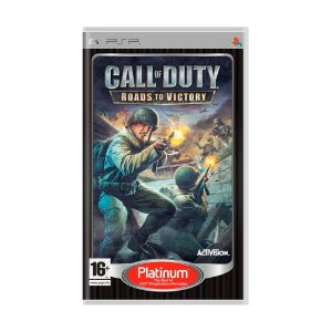 Jogo Call of Duty: Roads to Victory - PSP (Europeu)