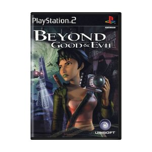 Jogo Beyond Good & Evil - PS2