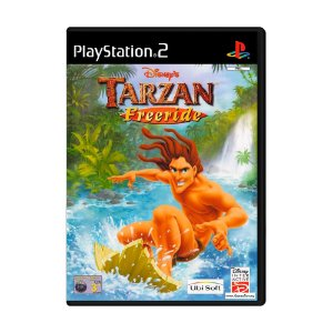 Jogo Disney Tarzan Freeride [Japonês] - PS2