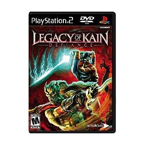 Jogo Legacy of Kain: Defiance [Japonês] - PS2