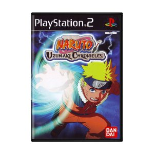 Jogo Naruto Uzumaki Chronicles - PS2