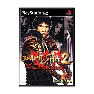 Jogo Onimusha 2: Samurai's Destiny - PS2