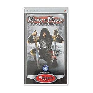 Jogo Prince of Persia: Revelations - PSP