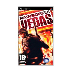 Jogo Tom Clancy's Rainbow Six Vegas - PSP [Europeu]