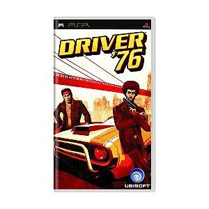 Jogo Driver 76 - PSP