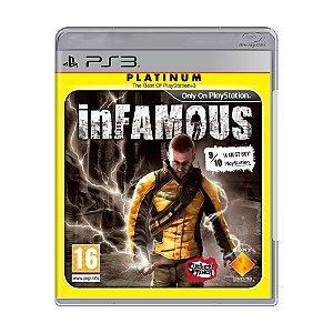 Jogo Infamous - PS3 [Europeu]