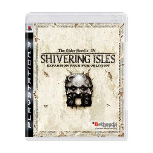 Jogo The Elder Scrolls IV Shivering Isles: Expansion Pack for Oblivion - PS3