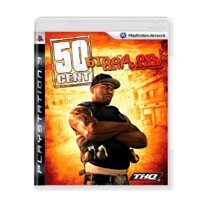 Jogo 50 Cent: Blood on the Sand - PS3