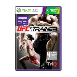 Jogo UFC Personal Trainer: The Ultimate Fitness System - Xbox 360