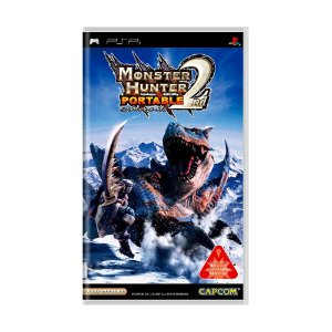 Jogo Monster Hunter Portable 2nd - PSP