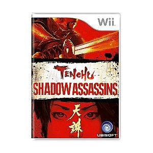 Jogo Tenchu: Shadow Assassins - Wii