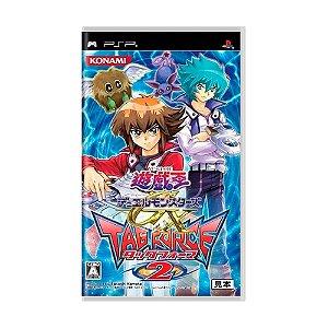 Jogo Yu-Gi-Oh! GX: Tag Force 2 [Japonês] - PSP