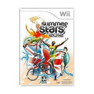 Jogo Summer Stars 2012 - Wii