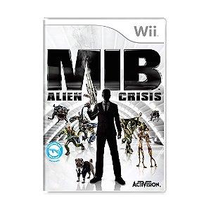 Jogo MIB: Alien Crisis - Wii