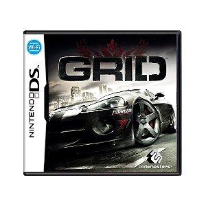 Jogo Grid - DS