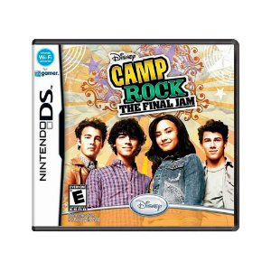 Jogo Camp Rock: The Final Jam - DS