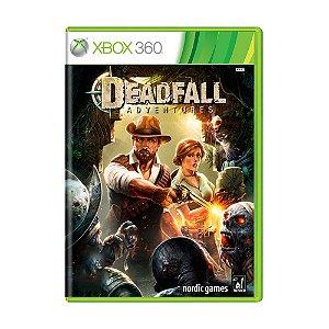 Jogo Deadfall: Adventures - Xbox 360