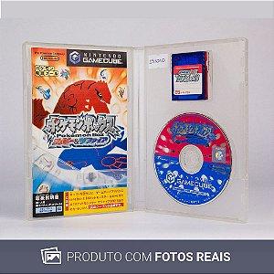 Jogo Pokémon Box Ruby & Sapphire - GC [Japonês]