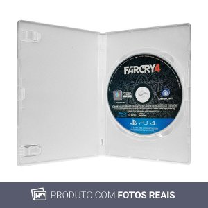 Jogo Far Cry 4 - PS4 (Sem Capa)