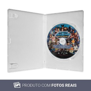 Jogo PlayStation All-Stars Battle Royale - PS3 (Sem Capa)