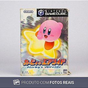 Jogo Kirby's Air Ride - GC [Japonês]