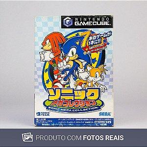 Jogo Sonic Mega Collection - GC [Japonês]