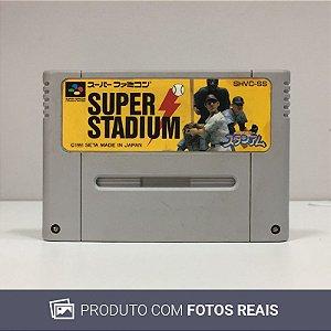 Jogo Super Stadium - Super Famicom