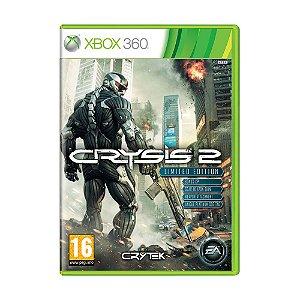 Jogo Crysis 2 - Xbox 360 [Europeu]