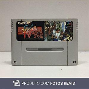 Jogo Final Fight - Super Famicom