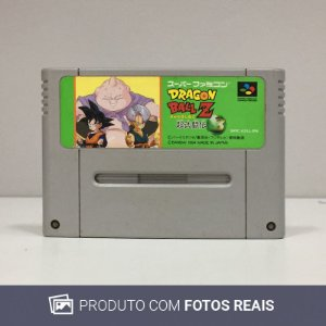 Jogo Dragon Ball Z 3 Ressen Jinzou Ningen - Super Famicom