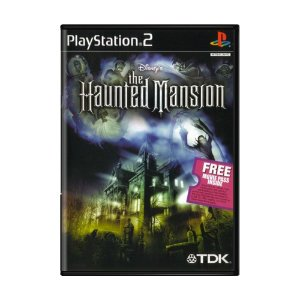 Jogo Disney's The Haunted Mansion - PS2