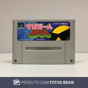 Jogo Supapoon DX - Super Famicom
