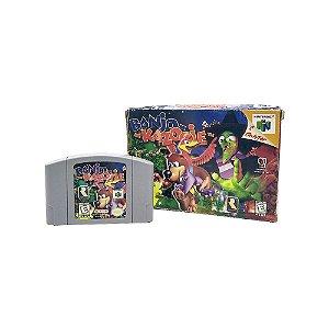 Jogo Banjo-Kazooie - N64