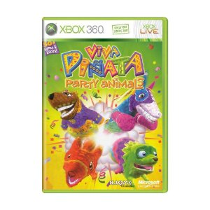 Jogo Viva Piñata: Party Animals - Xbox 360