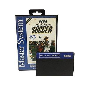 Jogo FIFA International Soccer - Master System