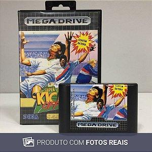 Jogo Super Kick-Off - Mega Drive