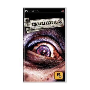 Jogo Manhunt 2 - PSP