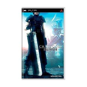 Jogo Crisis Core: Final Fantasy VII - PSP