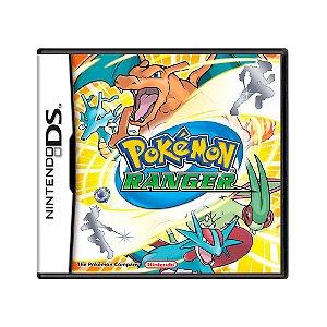 Jogo Pokémon Ranger - DS