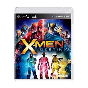 Jogo X-men Destiny - PS3