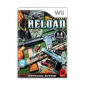 Jogo Reload - Wii