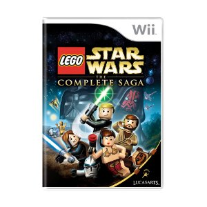 Jogo LEGO Star Wars: The Complete Saga - Wii