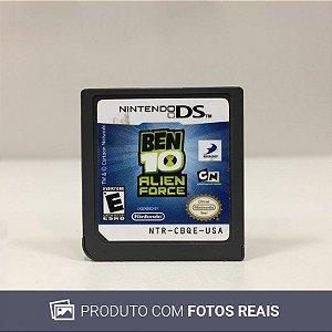 Jogo Ben 10: Alien Force - DS