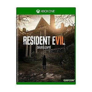 Jogo Resident Evil 7: Biohazard - Xbox One