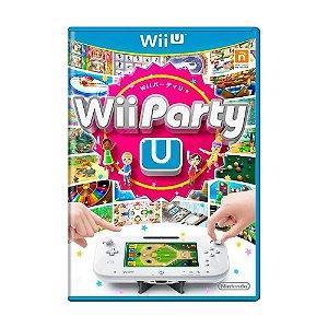 Jogo Wii Party - Wii U