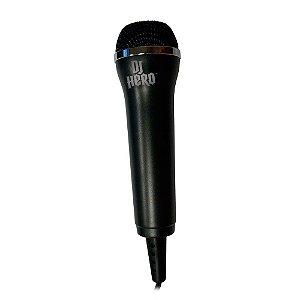 Microfone RedOctane DJ Hero - PS3