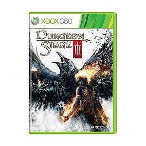 Jogo Dungeon Siege III - Xbox 360