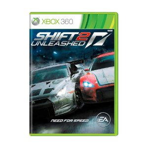Jogo Need for Speed Shift 2: Unleashed - Xbox 360