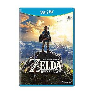 Jogo The Legend of Zelda: Breath of the Wild - Wii U