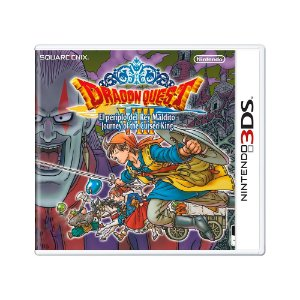 Jogo Dragon Quest VIII: Journey of the Cursed King - 3DS